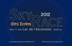 SKY RACE DES ECRINS 2012