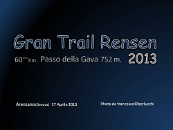 GRAN TRAIL RENSEN 2013