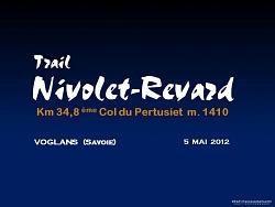 TRAIL NIVOLET-REVARD 2012