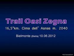 TRAIL OASI ZEGNA 2012