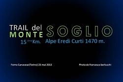 TRAIL DEL MONTE SOGLIO 2013