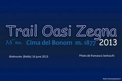 TRIAL OASI ZEGNA 2013