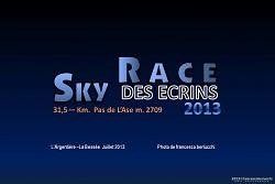 SKY RACE DES ECRINS 2013