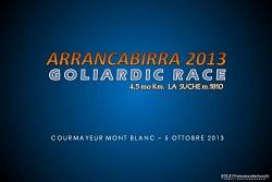 ARRANCABIRRA GOLIARDIC RACE 2013