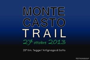 MONTE CASTO TRAIL 2013