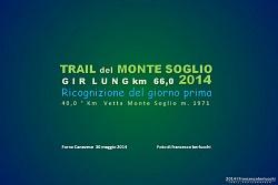 TRAIL DEL MONTE SOGLIO 2014