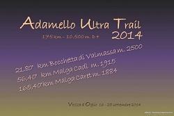 ADAMELLO ULTRA TRAIL 2014