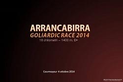 ARRANCABIRRA GOLIARDIC RACE 2014