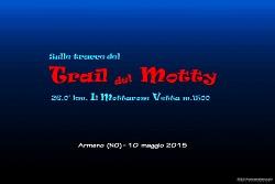 Sulle tracce del TRAIL DEL MOTTY 2015