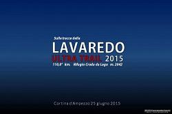 Sulle tracce della LAVAREDO ULTRA TRAIL 2015