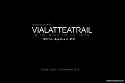 Sulle tracce del VIALATTEATRAIL 2015