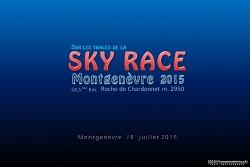 Sulle tracce dello SKY RACE MONTGENEVRE 2015