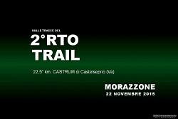 Sulle tracce del RTO TRAIL 2015