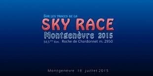 Sulle tracce della SKY RACE MONTGENEVRE 2015