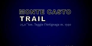 Sulle tracce del MONTE CASTO TRAIL 2015