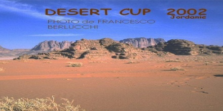DESERT CUP 2002 - [Cover file 185 Photos]