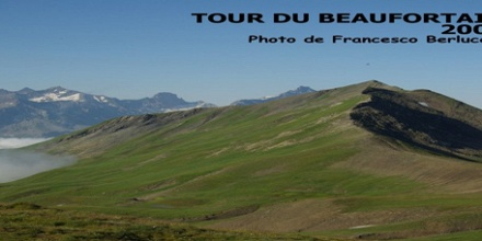 Tour de Beaufortain 2007 - [Cover File 85 Photos]