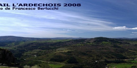 Trail L'Ardéchois 2008 - [Cover  File 40 Foto]