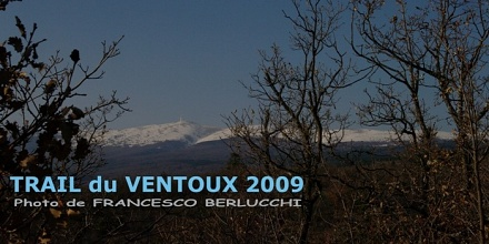 Trail du Ventoux 2009 [Cover file 56 foto]