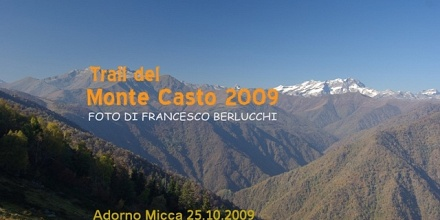 Trail del Monte Casto 2009  [Cover file 86 foto]