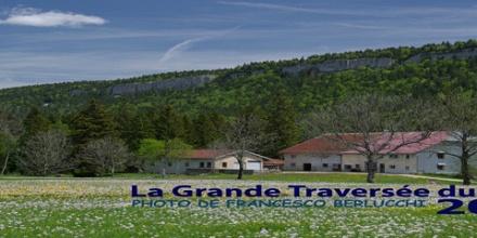 La Grande Traversée du Jura 2009 [Cover file 216 foto]