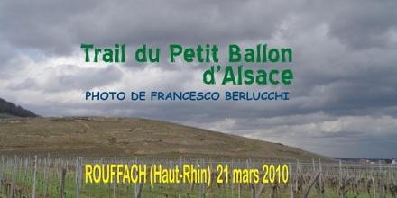 Trail du Petit Ballon d'Alsace 2010  [Cover file 77 foto]