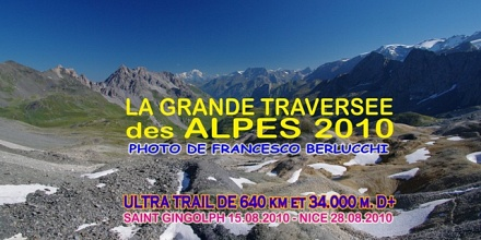 La Grande Traversée des Alpes 2010 [Cover file 568 foto]