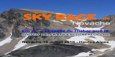 Sky Race de Briançon 2010 [Cover file 112 foto]