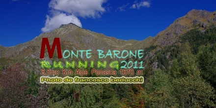 Monte Barone Running 2011 [Cover file 68 foto]