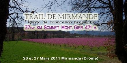 Trail de Mirmande 2011 [Cover file 111 foto]
