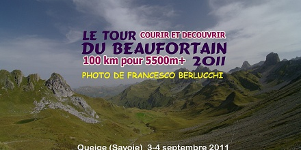 Le Tour de Beaufortain 2011 [Cover file 92 foto]