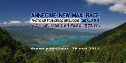 Annecime New Maxi Race 2011 [Cover file 79 foto]