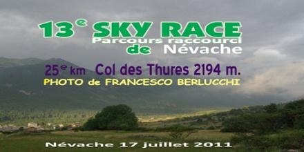 Sky Race de Névache 2011 [Cover file 85 foto]