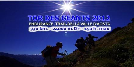 Tor des Geants 2012 [Cover file 188 foto]