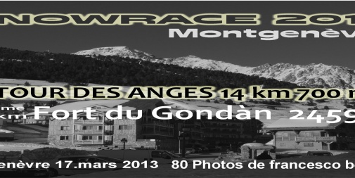 Snow Race Montgenèvre 2013 [Cover file 80 foto]
