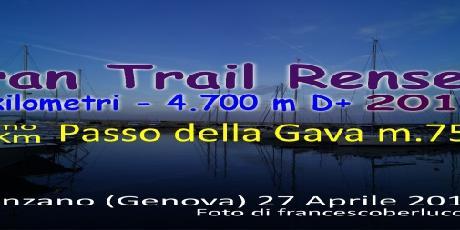 Gran Trail Rensen 2013 (Cover file 43 foto)