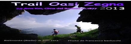Trail Oasi Zegna 2013 (Cover file 65 foto)