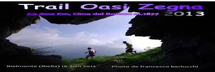 Trail Oasi Zegna 2013 (Cover file 65 foto)