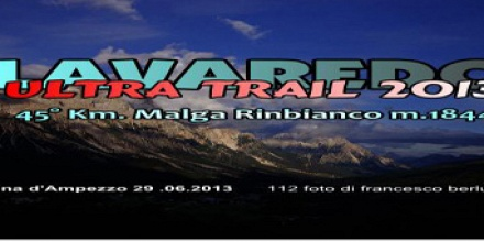 Lavaredo Ultra Trail 2013 (Cover file 112 foto)