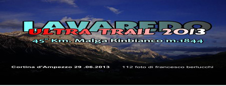 Lavaredo Ultra Trail 2013 (Cover file 112 foto)