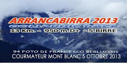 Arrancabirra Goliardic Race 2013 [Cover file 94 Foto]