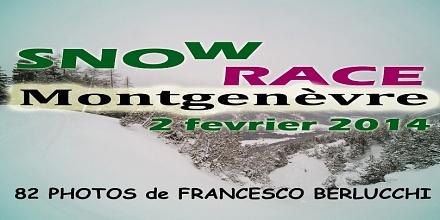 Snow Race Montgenèvre 2014 (Cover file 82 foto)