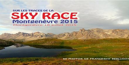 Sur les traces de la SKY RACE Montgenèvre 2015 (Cover file 60 foto)