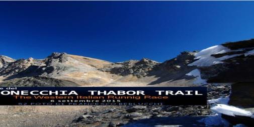 Sulle tracce del THABOR TRAIL 2015 (Cover file 52 foto)
