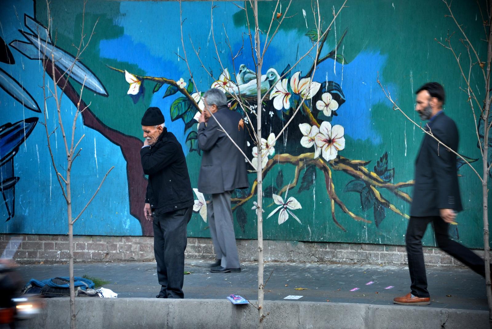 IRAN, la Rivoluzione silenziosa -  © 2019