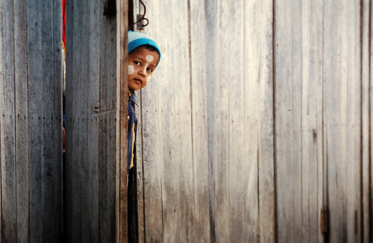 Birmania 1988