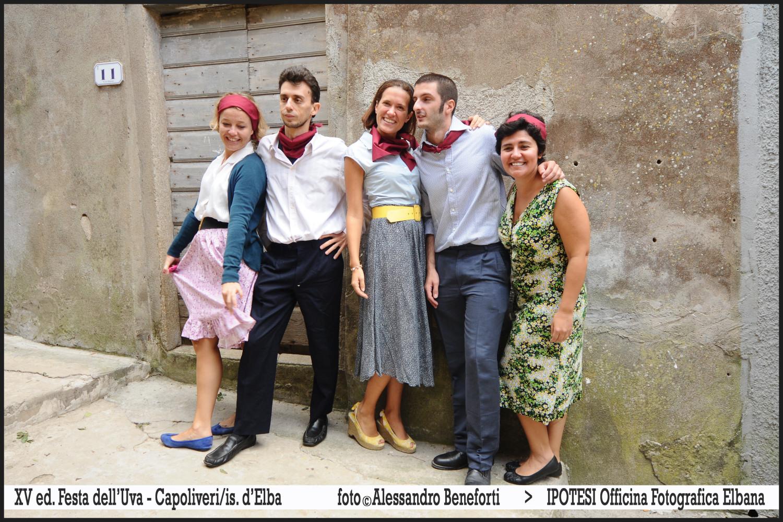 La Festa dell'Uva a Capoliveri  ©- (2005/2013)