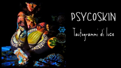 PSYCOSKIN  - Tautogrammi di luce © 2012