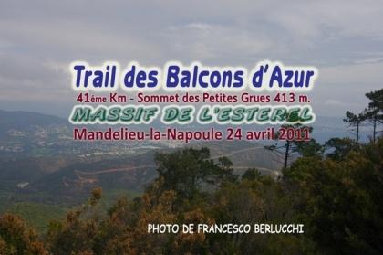 Trail des Balcons d'Azur 2011 [Cover file 130 foto]